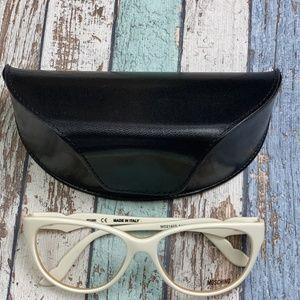 Italy! Moschino MO21043 Women's Eyeglasses/POZ337